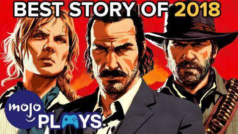 The Best Video Game Story of 2018 - Red Dead Redemption 2