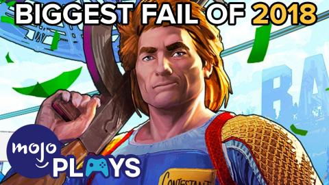 The Biggest FAIL of 2018: Radical Heights