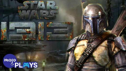 Canceled Star Wars Games and Why