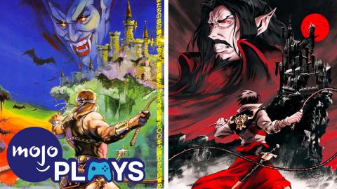 Castlevania: Games VS Series - What Changed?