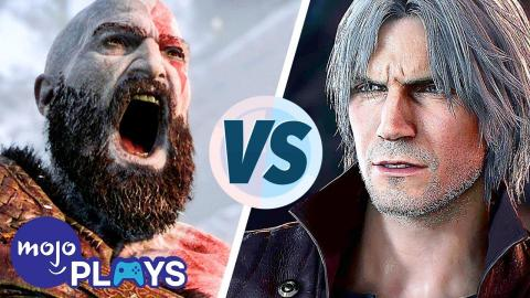 Characters Kratos Should Fight and Would Win