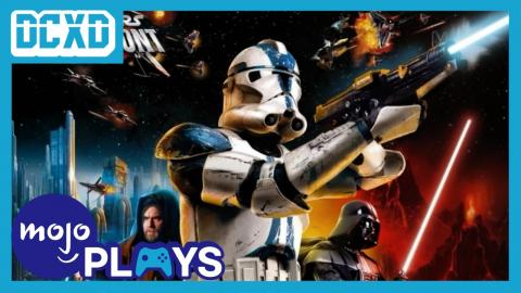 Top 10 Star Wars Games DECONSTRUCTED - DCXD