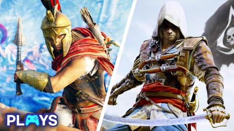 Every Assassin's Creed Game Ranked