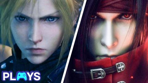 Final Fantasy VII Timeline Explained | MojoPlays