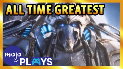 Why the Protoss are Video Games' Greatest Empire