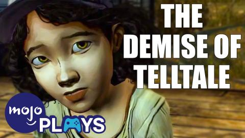 The Demise of Telltale Games - Great Failures In Gaming