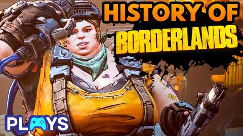 Complete History of the Borderlands Franchise | MojoPlays