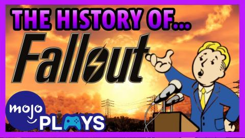 Fallout - A Complete History