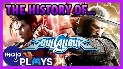 Soulcalibur - A Complete History