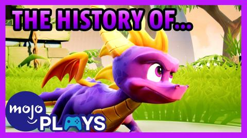 The Complete History of Spyro the Dragon