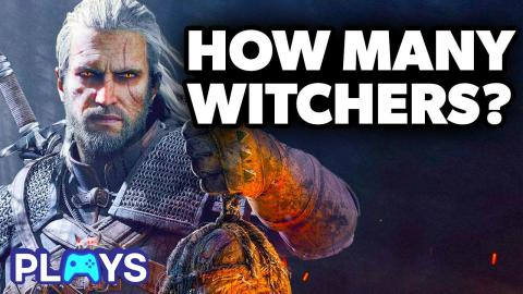 How Many Witchers Are There? | MojoPlays