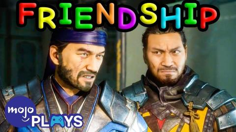 How Scorpion And Sub-Zero Became Friends
