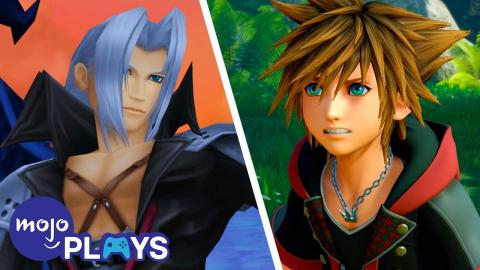 The Best Kingdom Hearts Cameos!
