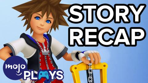 Kingdom Hearts Story Recap - What You Need to Know