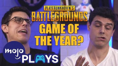 Is PUBG Game of the Year 2017? Mirror Match!