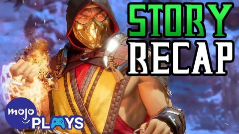 Top 10 Mortal Kombat Games | WatchMojo com