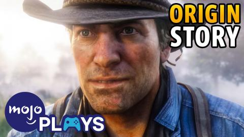 Arthur Morgan's Origin Story