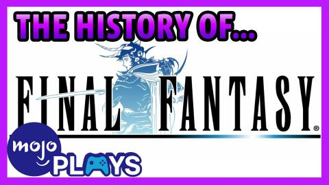 Origins of the Final Fantasy Franchise - Part 1