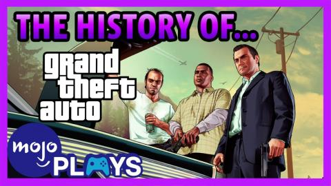History of Grand Theft Auto: From the PS1 to Worldwide Phenomenon