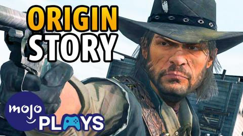 The Origin Story of John Marston + RDR1 Recap