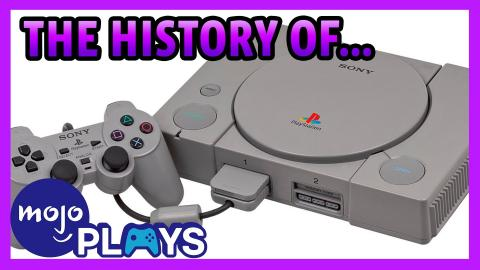 How Nintendo Created the PlayStation - History of the Sony Playstation, Part 1
