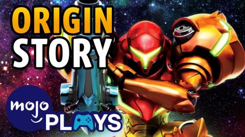 Origin Story of Samus - Metroid's Leading Lady