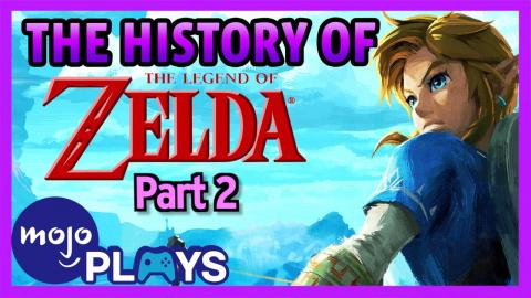 The Legend of Zelda: A Complete History - Part 2