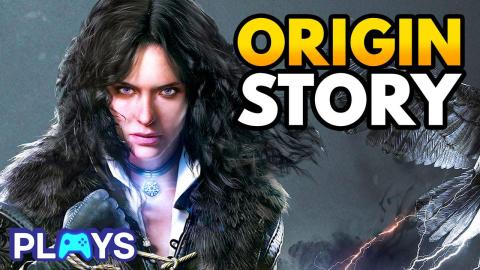 Complete Origin Story of Yennefer | MojoPlays