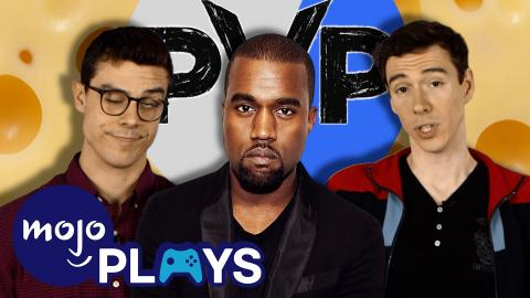 A Game About Kanye West & Cheese? PVP Pitch Vs. Pitch