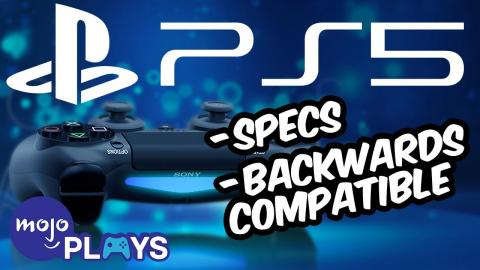 Playstation 5 - The 5 Biggest New Facts and Reveals