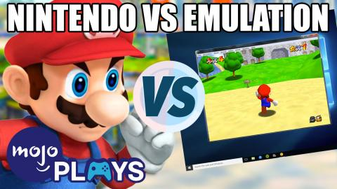 Nintendo VS Emulation (And Gamers!?)