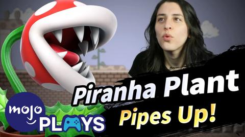 Piranha Plant?! Super Smash Bros. Ultimate Direct Recap