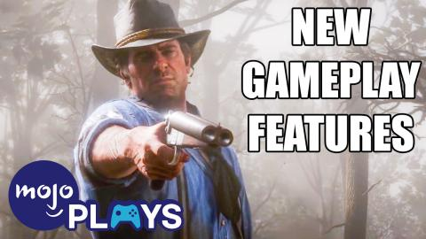 Red Dead Redemption 2 - New Features Revealed