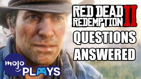 Red Dead Redemption 2 The Big Questions Answered