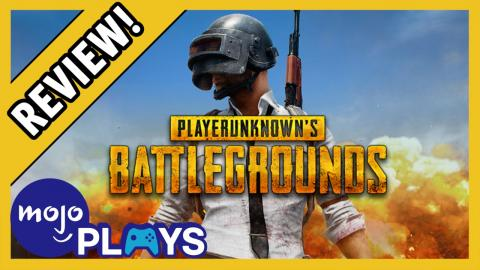 PlayerUnknown's Battlegrounds REVIEW! - MojoPlays