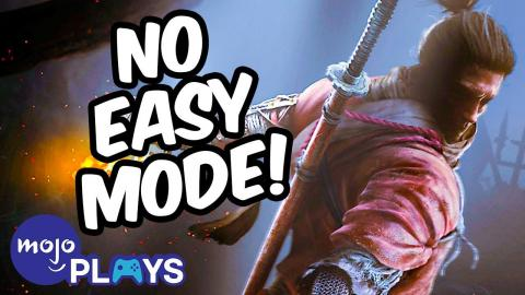 Stop Asking for a Sekiro Easy Mode