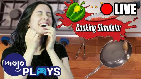 We Fail Miserably in Cooking Simulator - Steam Highlights