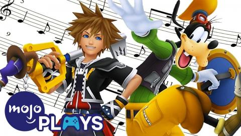 The Best Music In Kingdom Hearts