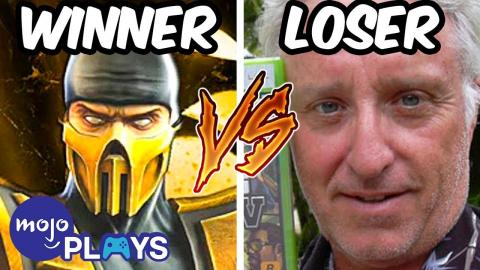 Lawyer vs Mortal Kombat