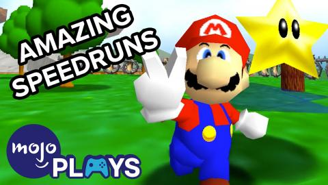The Most Amazing Video Game Speedruns