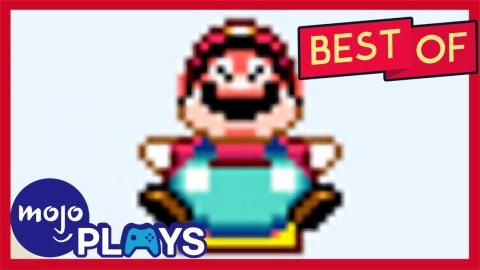 Top 10 HARDEST Mario Levels - Best of WatchMojo!