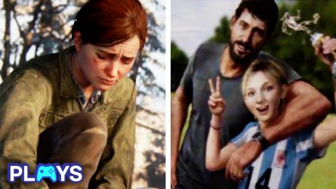 Top 10 Last of Us Deaths RANKED
