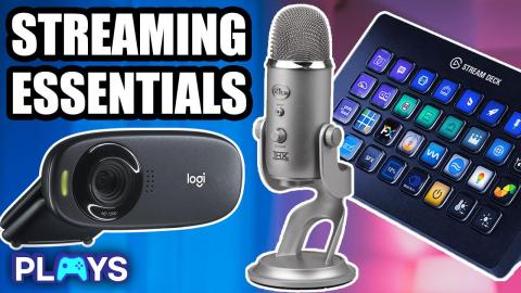 Things All New Streamers Need to Own