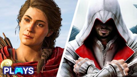 Top 10 Assassin's Creed Protagonists