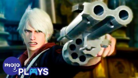 The Best Devil May Cry Moments