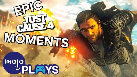Our Most Epic Just Cause 4 Moments