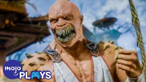 The 10 Ugliest Video Game Monsters