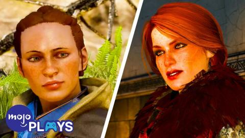 Video Game Characters We Want to Romance but Can't?