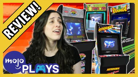 Reviewing The First 4 Arcade1Up Cabinets!