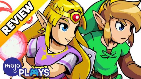 Cadence Of Hyrule Review: Zelda Games Get Rhythm